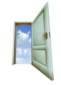 Die Tür zur Seele